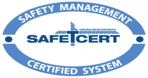 Safety Net Protection Systems Ireland are certified with the Safety-T-Cert Management Safety System